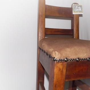 heavy solid stool